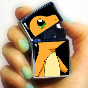 Charmander Lighter