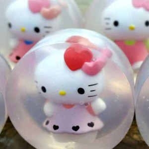 Hello Kitty Soap With Toy Inside