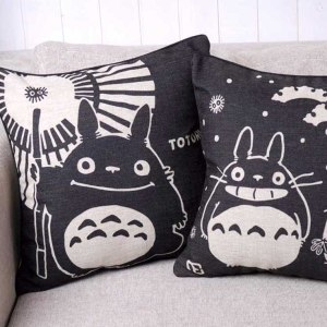 My Neighbor Totoro Pillow Case