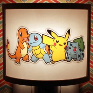 Pokemon Night Light