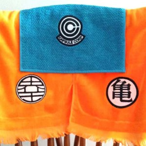Dragon Ball Z Hand Towel Set