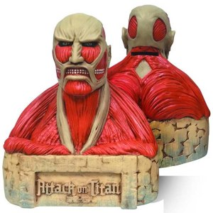 Attack On Titan Colossal Titan Bank