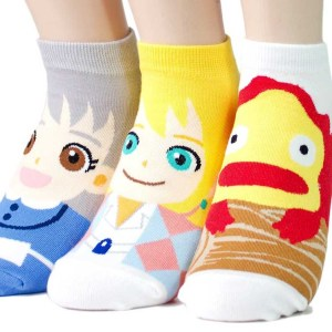 Howl's Moving Castle Socks
