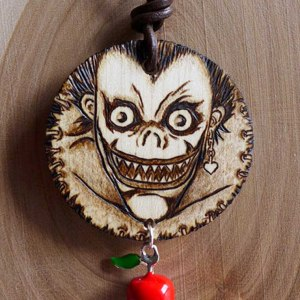 Death Note Ryuk Necklace