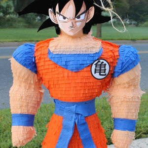 Dragon Ball Z Goku Pinata