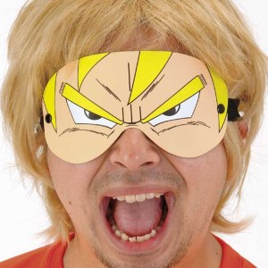 Dragon Ball Z Eye Mask