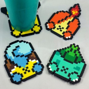 Pokemon Butt Coasters