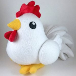 Legend Of Zelda Cucco Plush