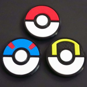 Pokemon Pokeball Fidget Spinners