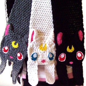 Sailor Moon Scarf