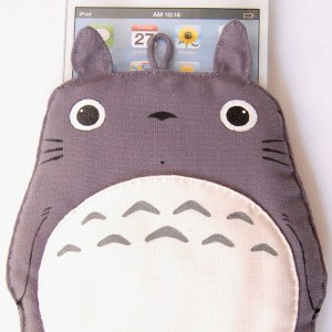 My Neighbor Totoro iPad Case