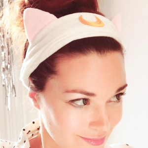 Sailor Moon Cat Hairband