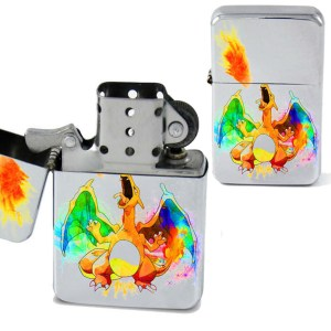 Pokemon Charizard Lighter