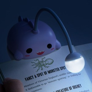 Anglerfish Book Light