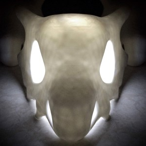Pokemon Cubone Skull Night Light