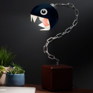 Super Mario Chain Chomp Lamp