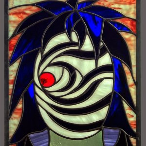 Naruto Stained Glass