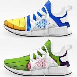 Dragon Ball Z Sneakers