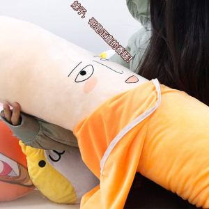 One Punch Man Saitama Body Pillow