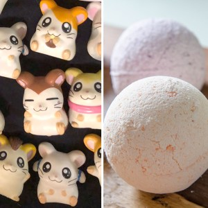 Hamtaro Surprise Bath Bombs