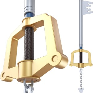 Kingdom Hearts Keyblade Replica