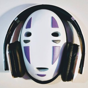 Spirited Away No Face Headphone Hanger