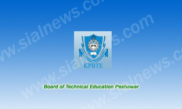 KPBTE Peshawar Technical Board DAE Annual Result 2014 Online