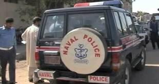 Navy Captain Killed in Karachi