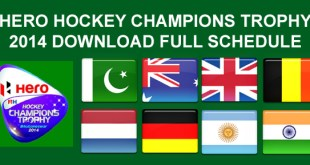 Hockey-Champions-Trophy-2014-Schedule-Match-Timetable