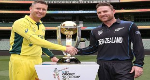 Australia vs New Zealand World Cup 2015 Final