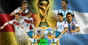 Germany vs Argentina 2014 FIFA World Cup Final Match Live Streaming