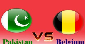 Pakistan vs Belgium Hockey Champions Trophy 2014 Live