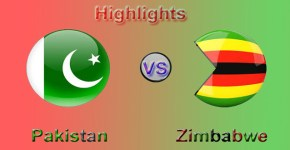 Pak vs Zim Full Match Highlights