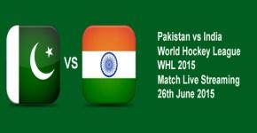 Pak vs Ind WHL Match Highlights