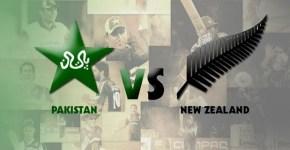Pakistan VS New Zealand 2nd T20