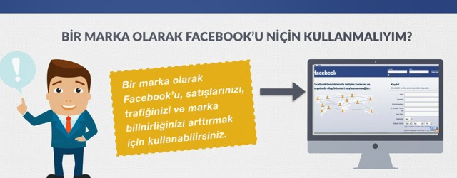 Facebook'ta markalar