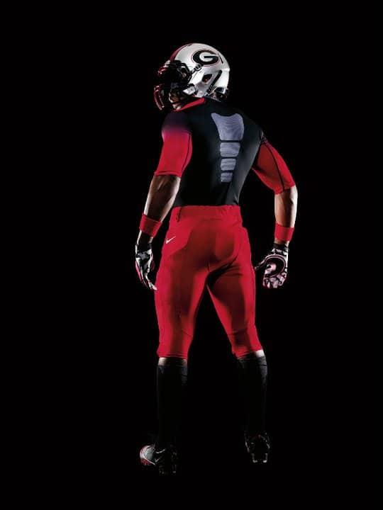 van gogh photo - Nike releases images of 2011 Georgia Bulldogs Pro Combat Uniform
