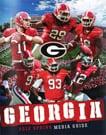 2012 UGA Football Spring Media Guide