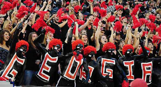 UGA Blackout