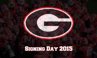 UGA Football Signing Day 2015