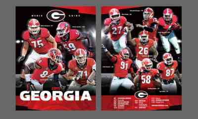 2015 UGA Football Media Guide