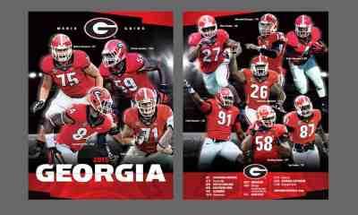 2015 UGA Football Media Guide