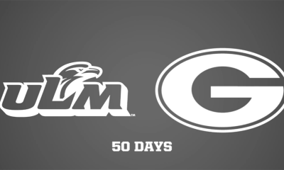 UGA-ULM 50 Days