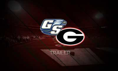 UGA-Georgia Southern Trailer