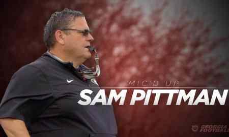 Sam Pittman