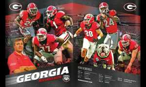 2016 UGA Football Guide
