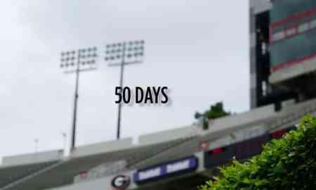 UGA 50 Days