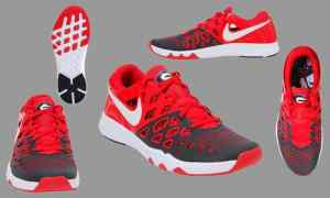 Nike UGA Train Speed 4 Week Zero Shoes