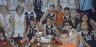 Cestistica Licata campione regionale Under 13