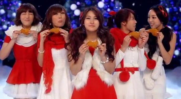 KFC Japanese Christmas - Christmas Chicken